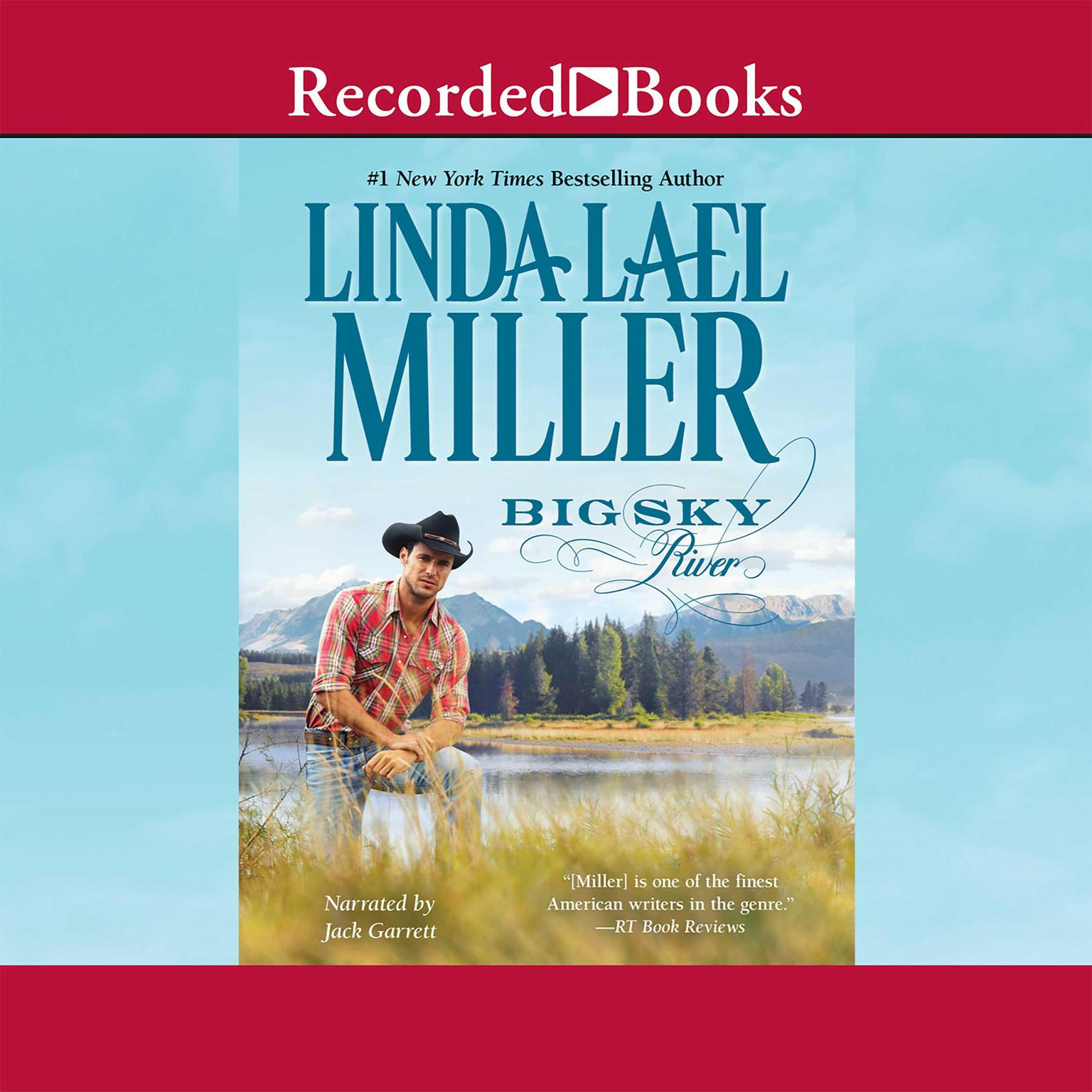 Printable Big Sky River Audiobook Cover Art