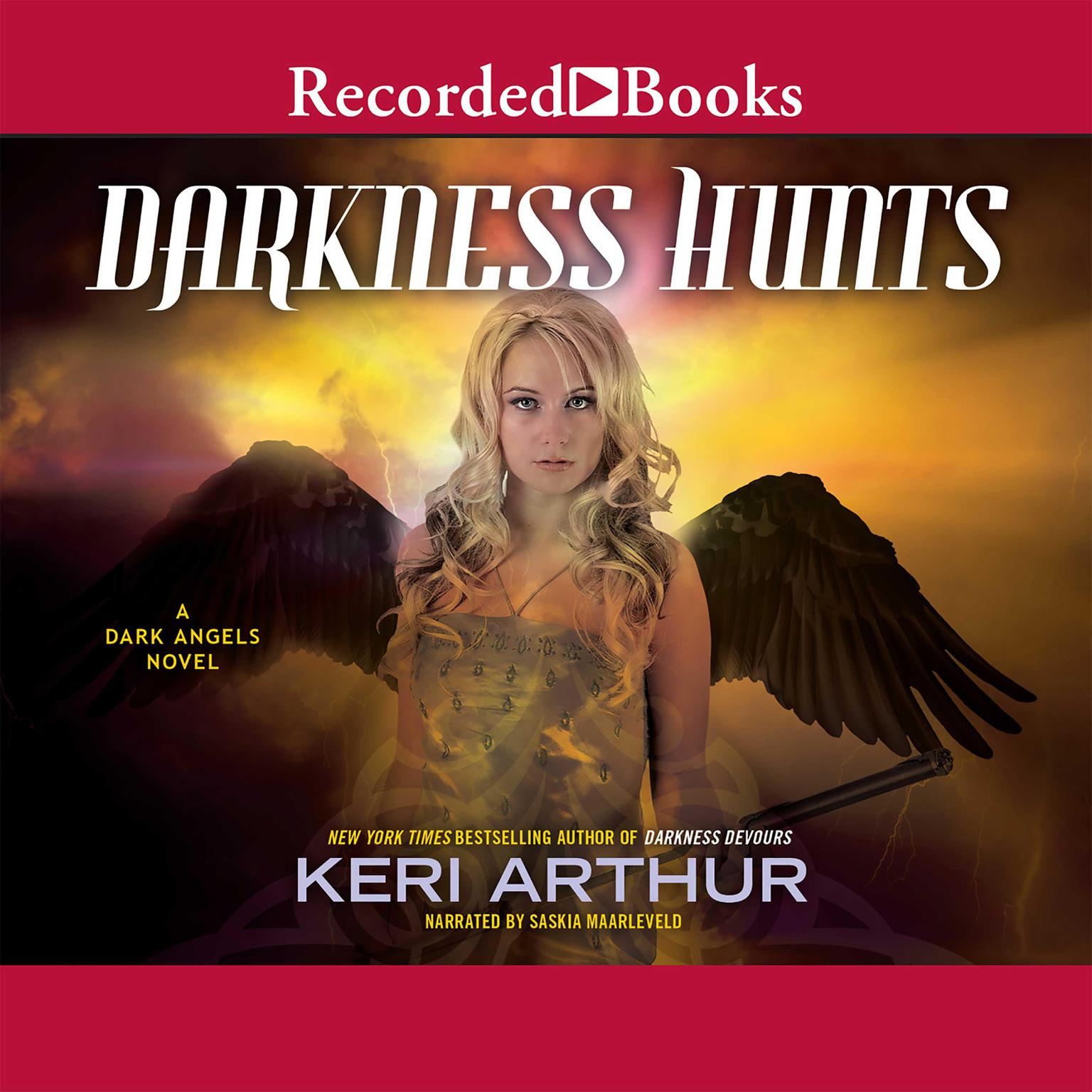 Printable Darkness Hunts Audiobook Cover Art