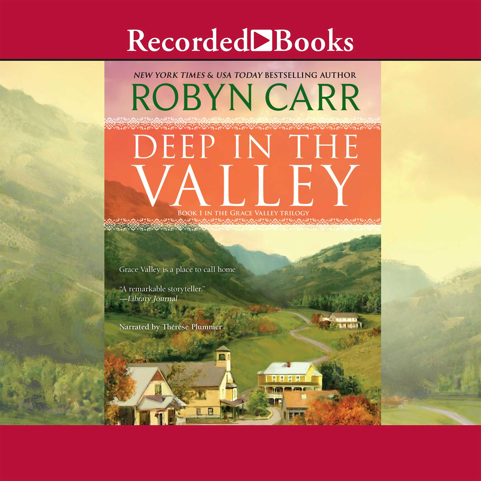 Printable Deep in the Valley Audiobook Cover Art