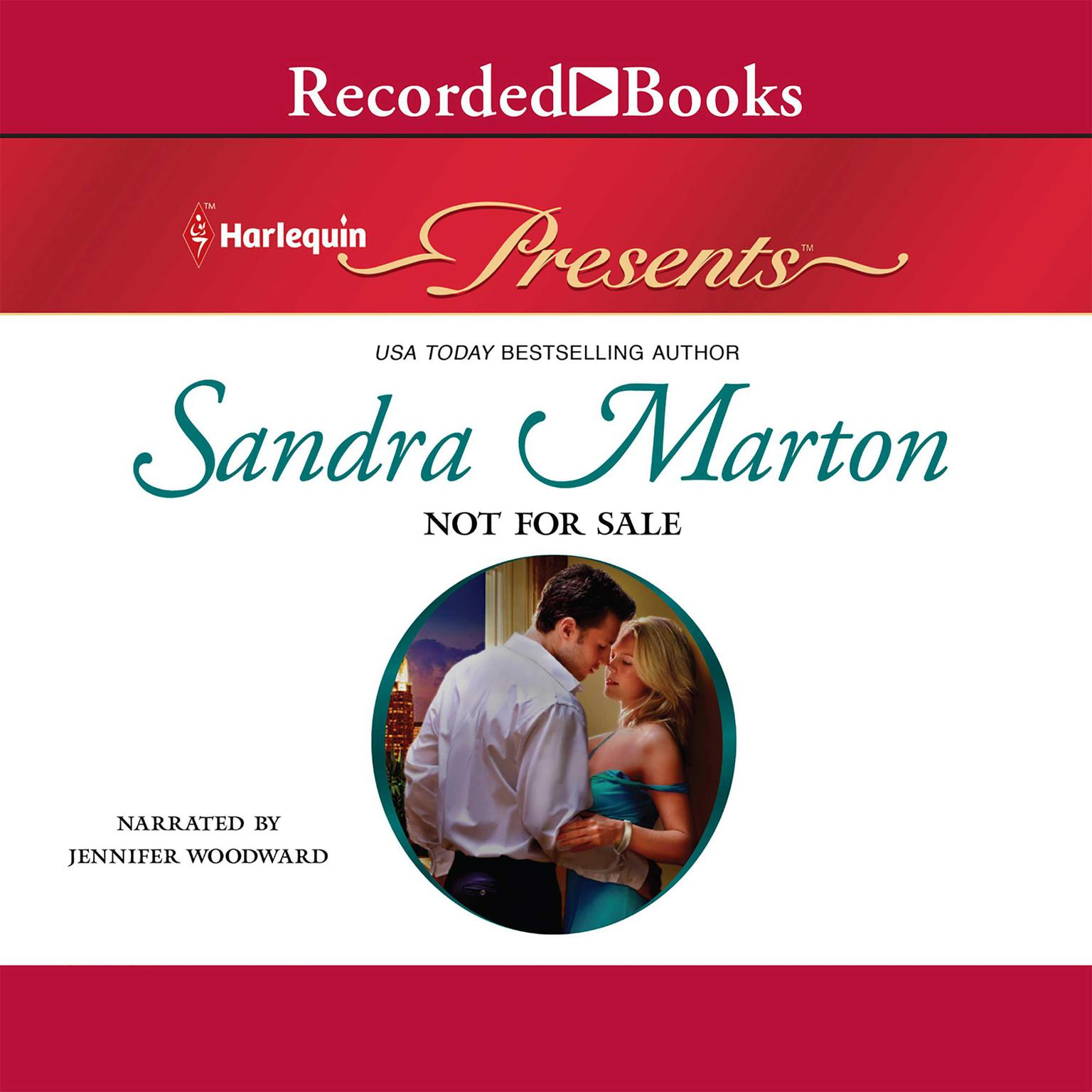 Printable Not for Sale Audiobook Cover Art