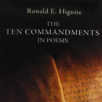 The Ten Commandments in Poems Audiobook, by Ronald E. Hignite