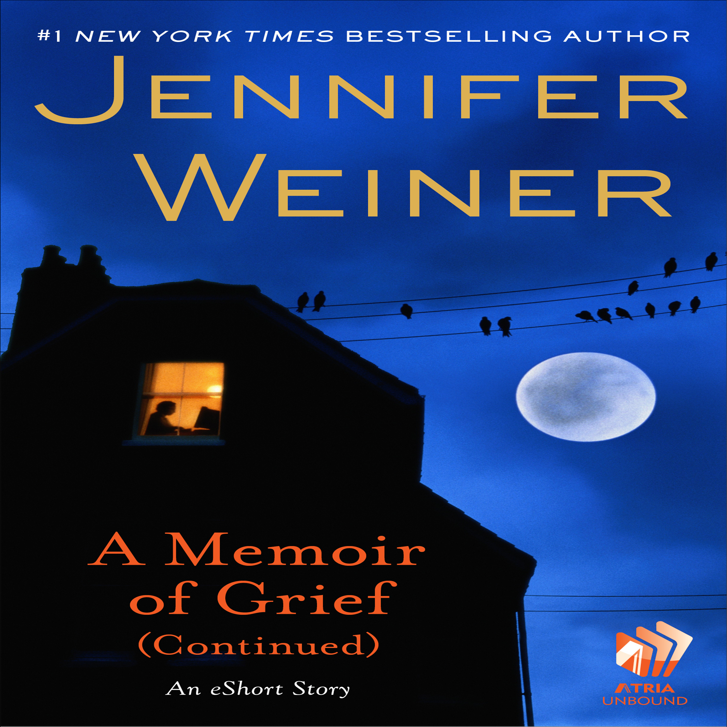 Printable A Memoir of Grief (Continued): An eShort Story Audiobook Cover Art