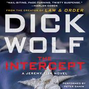 The Intercept: A Jeremy Fisk Novel Audiobook, by Dick Wolf