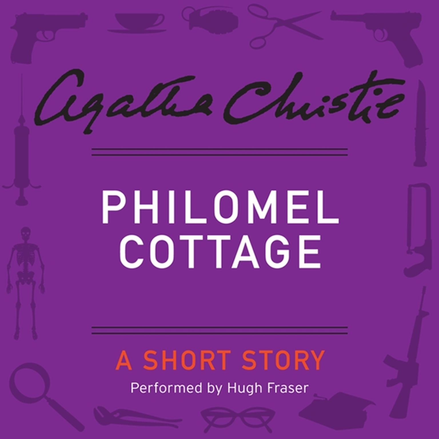 Printable Philomel Cottage: A Short Story Audiobook Cover Art