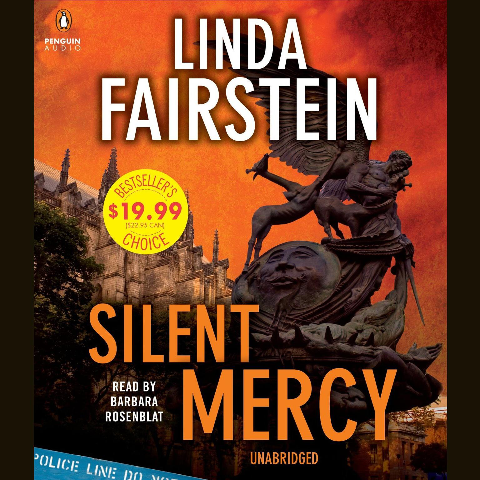 Printable Silent Mercy Audiobook Cover Art