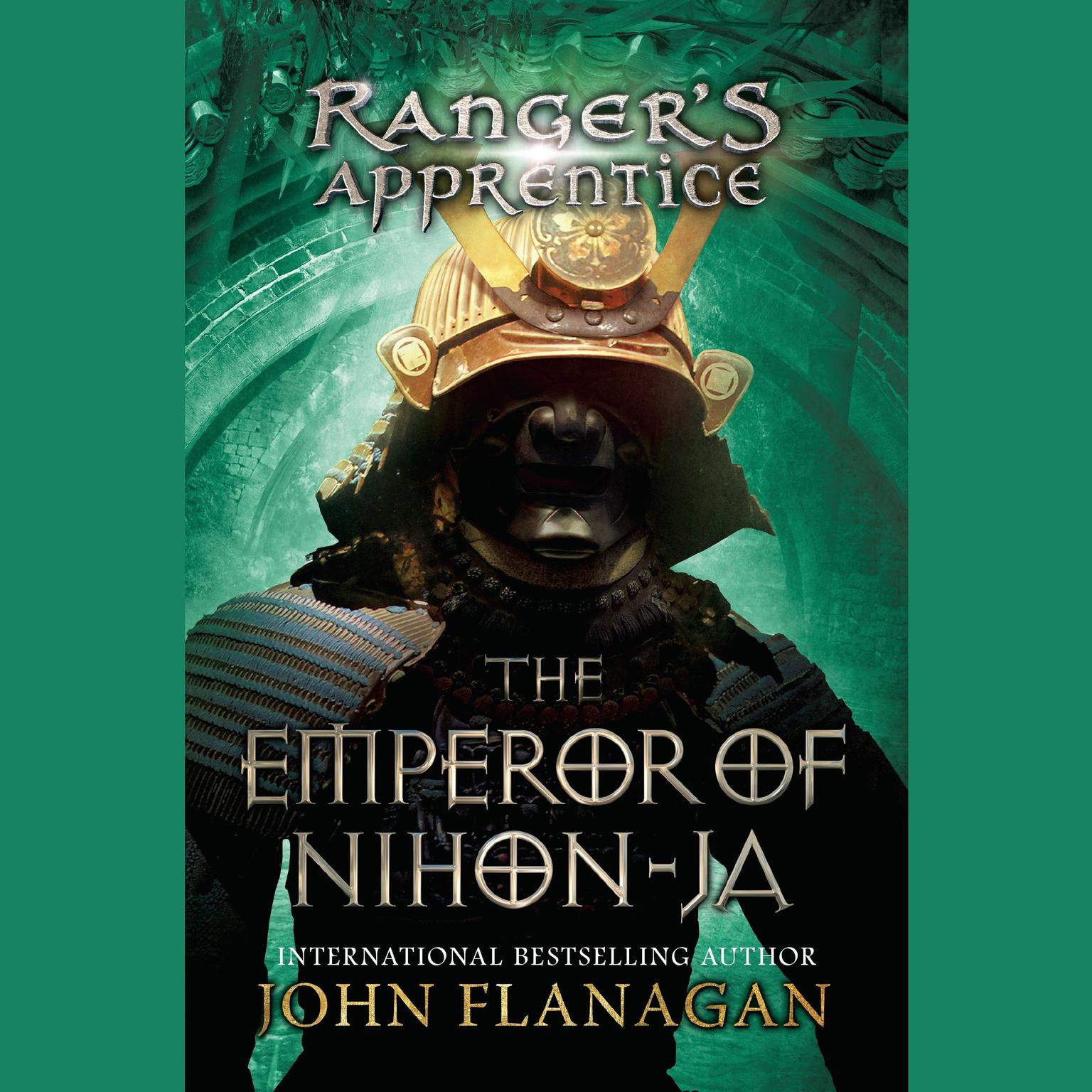 Printable Ranger's Apprentice, Book 10: the Emperor of Nihon-Ja Audiobook Cover Art