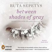 Between Shades of Gray, by Ruta Sepetys