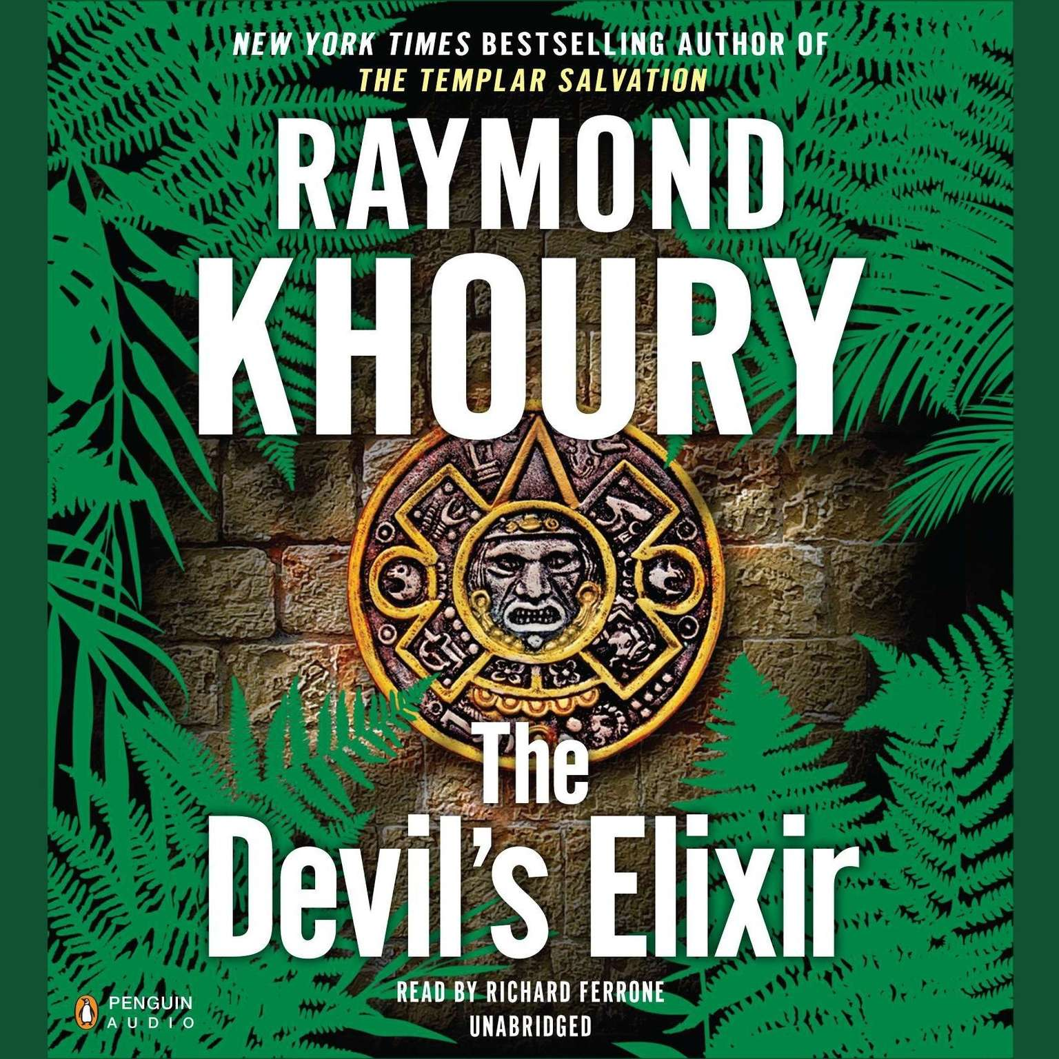 Printable The Devil's Elixir Audiobook Cover Art