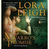 Navarros Promise: A Novel of the Breeds Audiobook, by Lora Leigh