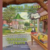 Sentenced to Death Audiobook, by Lorna Barrett