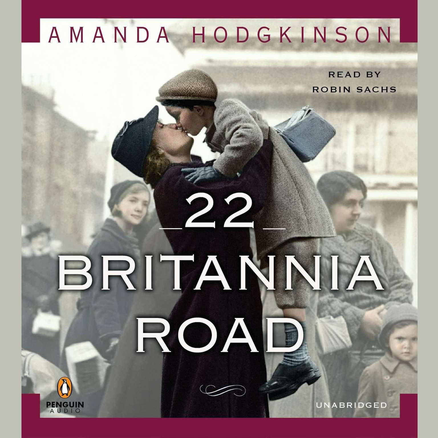 Printable 22 Britannia Road: A Novel Audiobook Cover Art