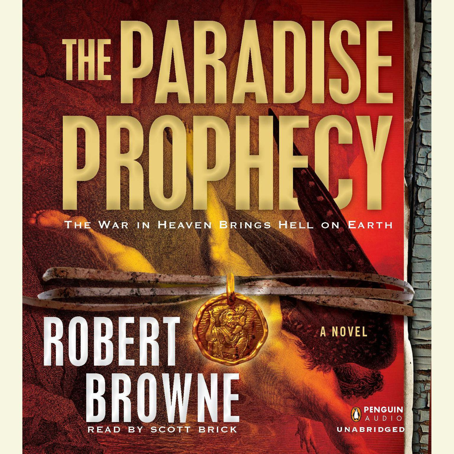 Printable The Paradise Prophecy Audiobook Cover Art