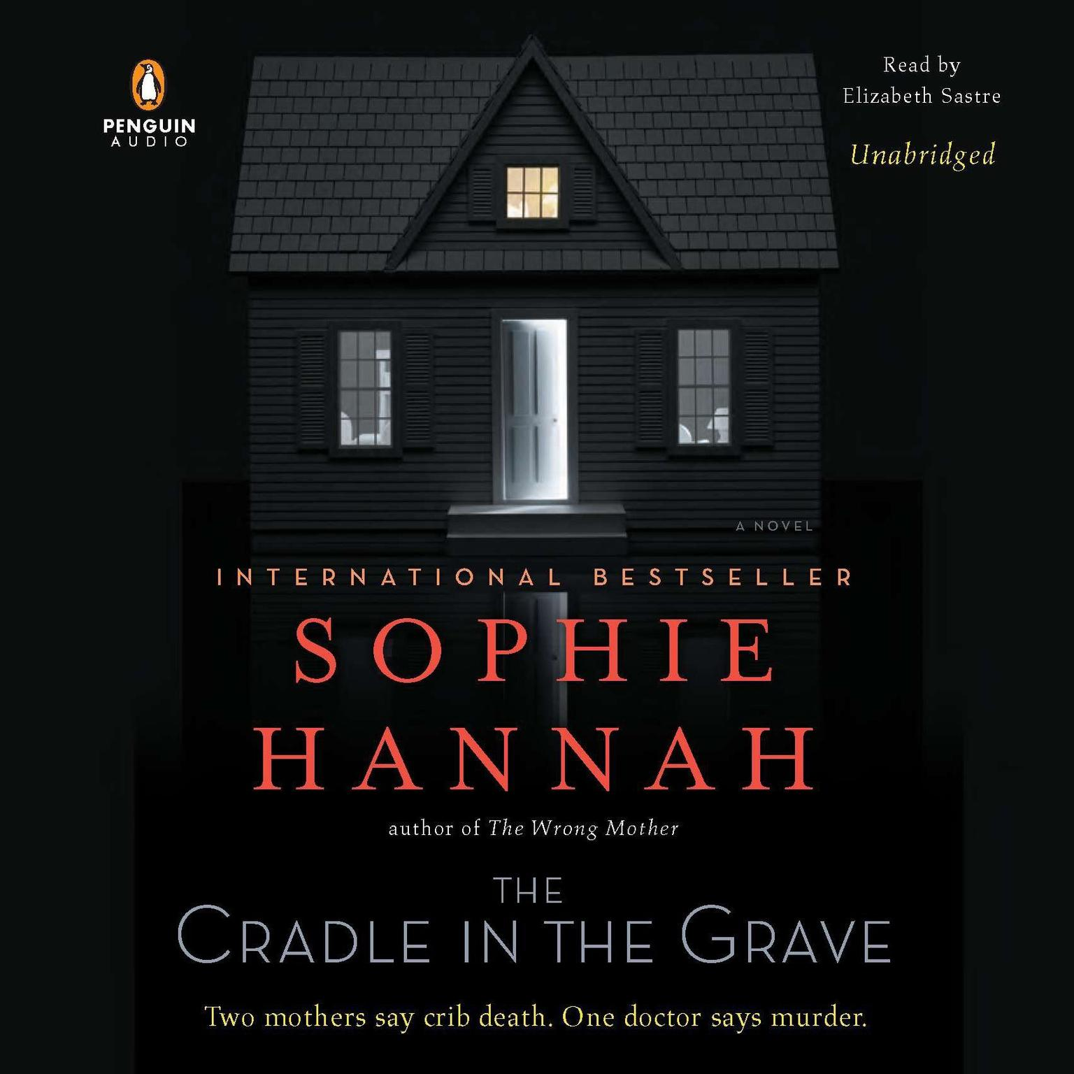 Printable The Cradle in the Grave: A Novel Audiobook Cover Art