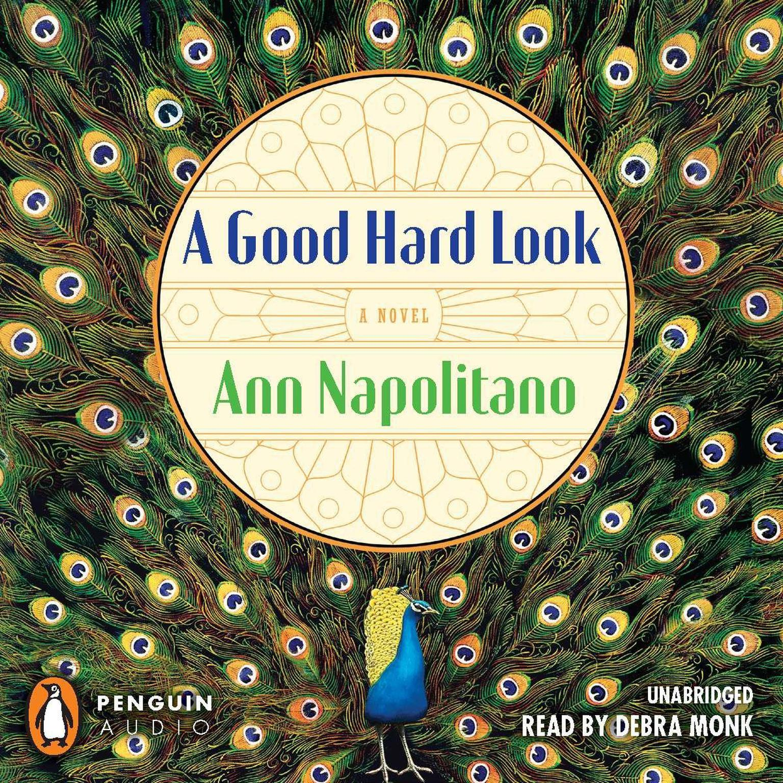 Printable A Good Hard Look: A Novel Audiobook Cover Art