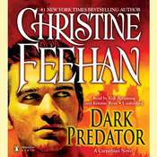 Dark Predator Audiobook, by Christine Feehan