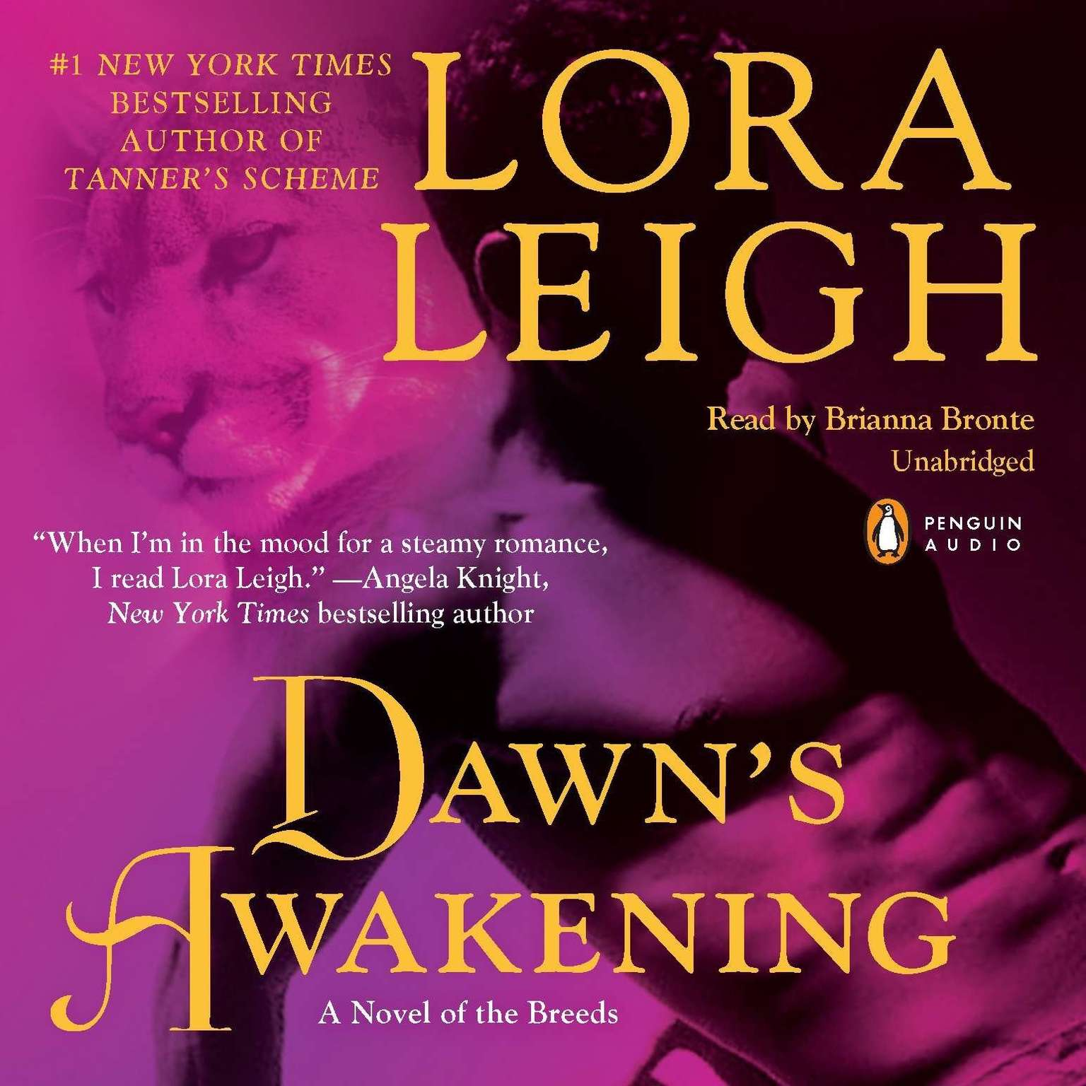 Printable Dawn's Awakening: A Novel of the Breeds Audiobook Cover Art
