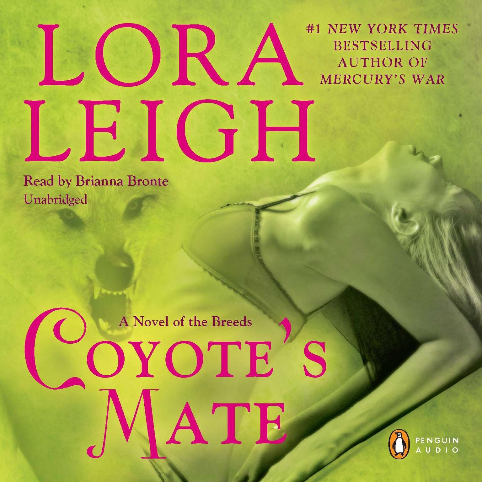 Printable Coyote's Mate: A Novel of the Breeds Audiobook Cover Art