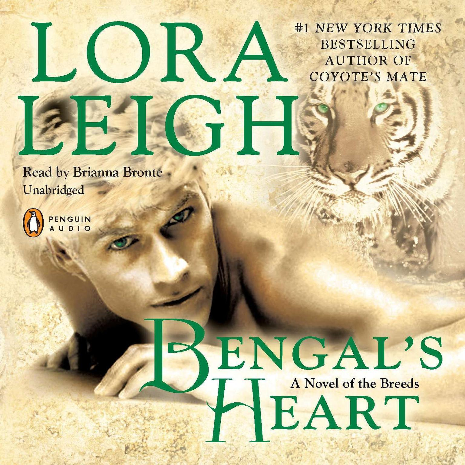 Printable Bengal's Heart Audiobook Cover Art
