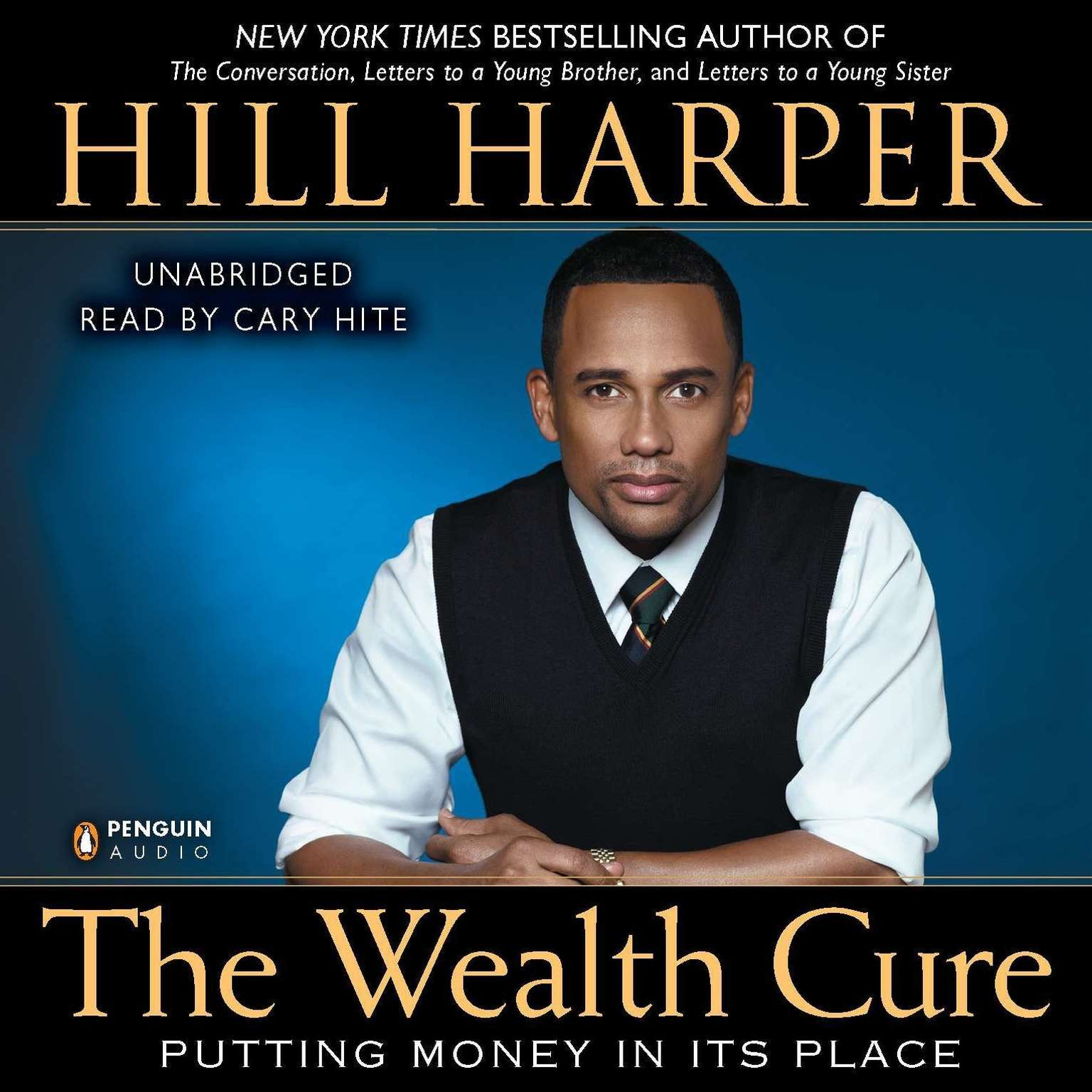 Printable The Wealth Cure: Putting Money in Its Place Audiobook Cover Art
