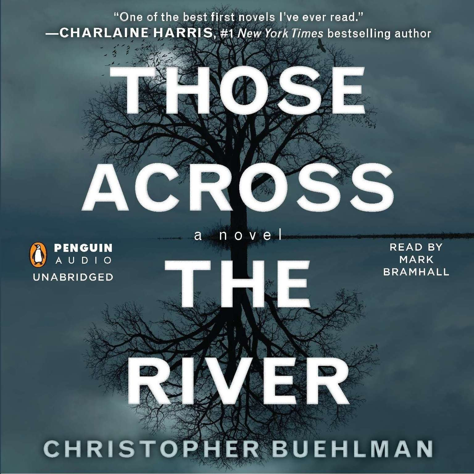 Printable Those across the River Audiobook Cover Art