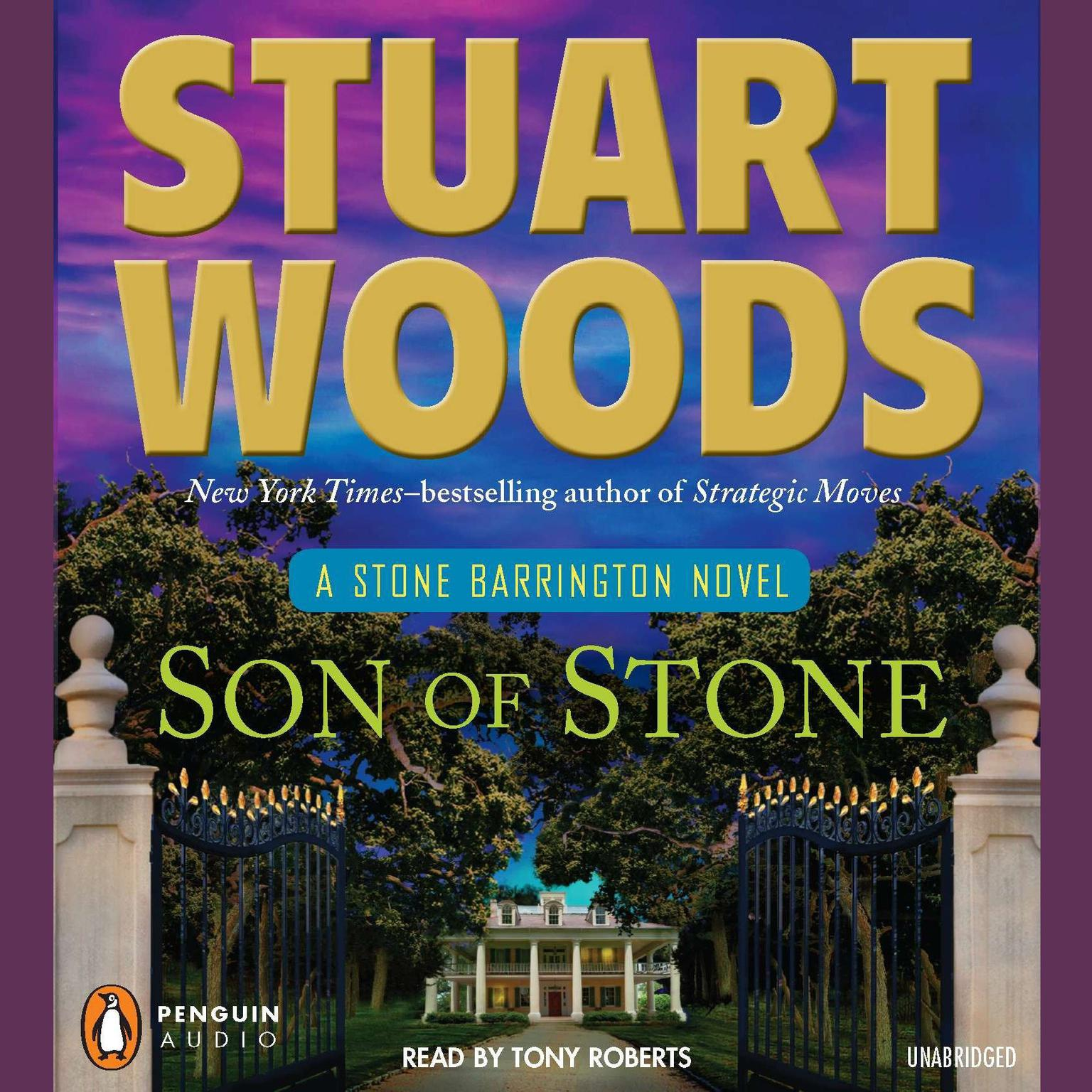 Printable Son of Stone: A Stone Barrington Novel Audiobook Cover Art