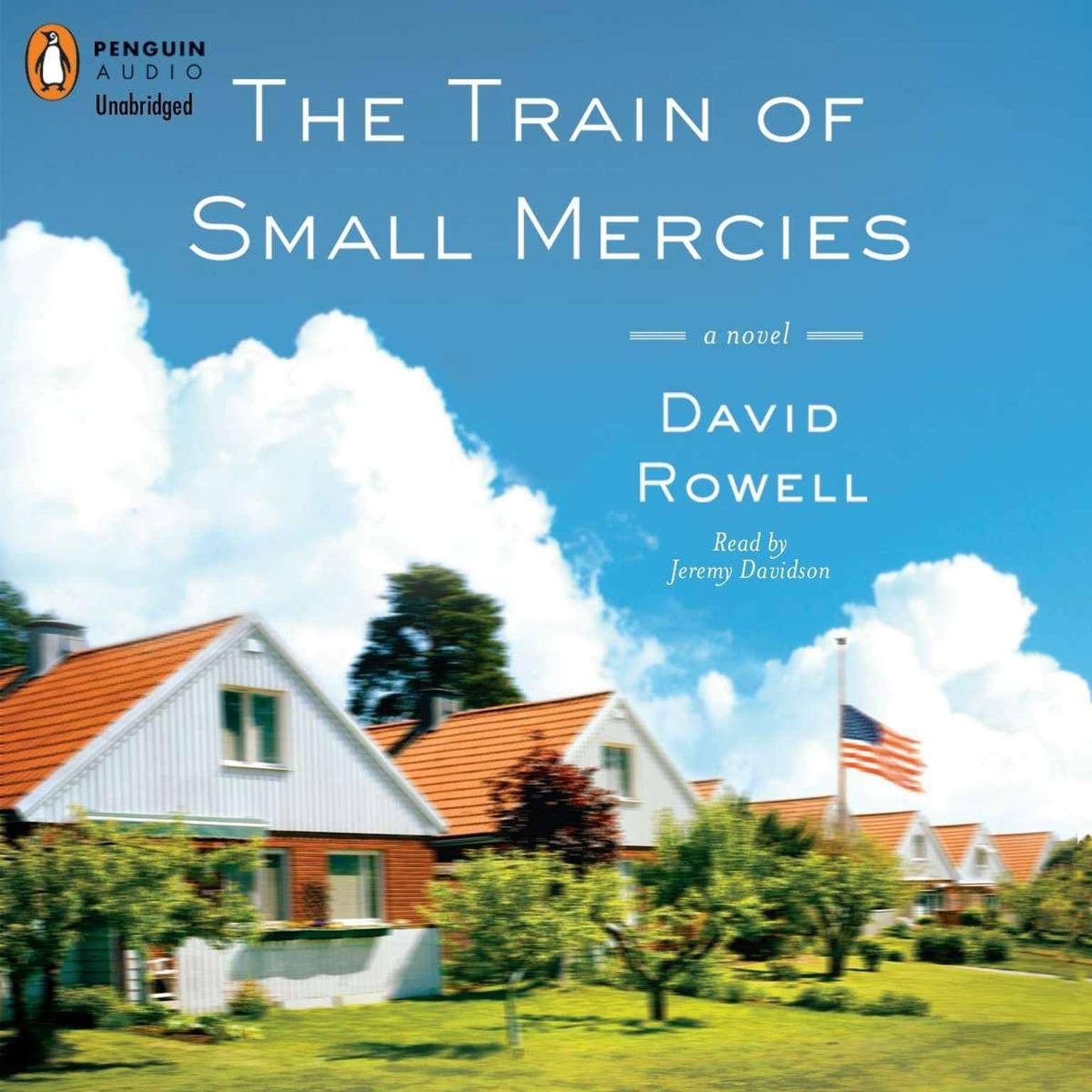 Printable The Train of Small Mercies Audiobook Cover Art