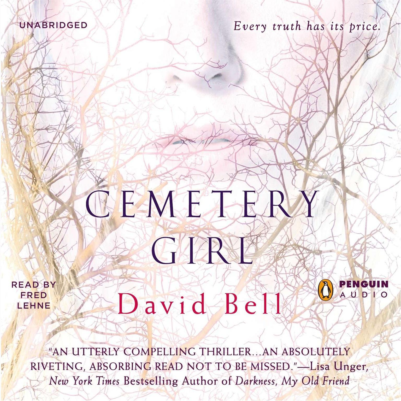 Printable Cemetery Girl Audiobook Cover Art