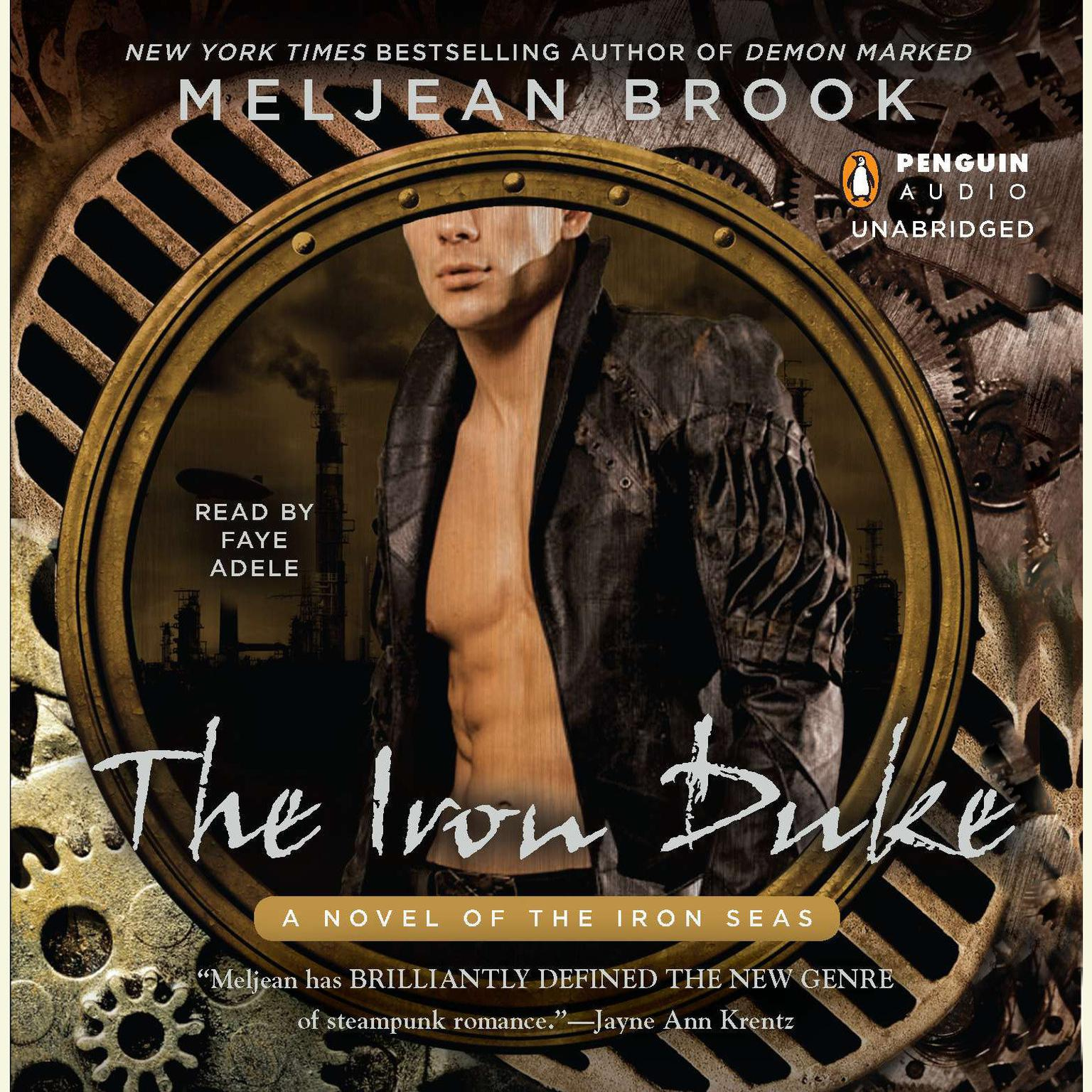Printable The Iron Duke Audiobook Cover Art
