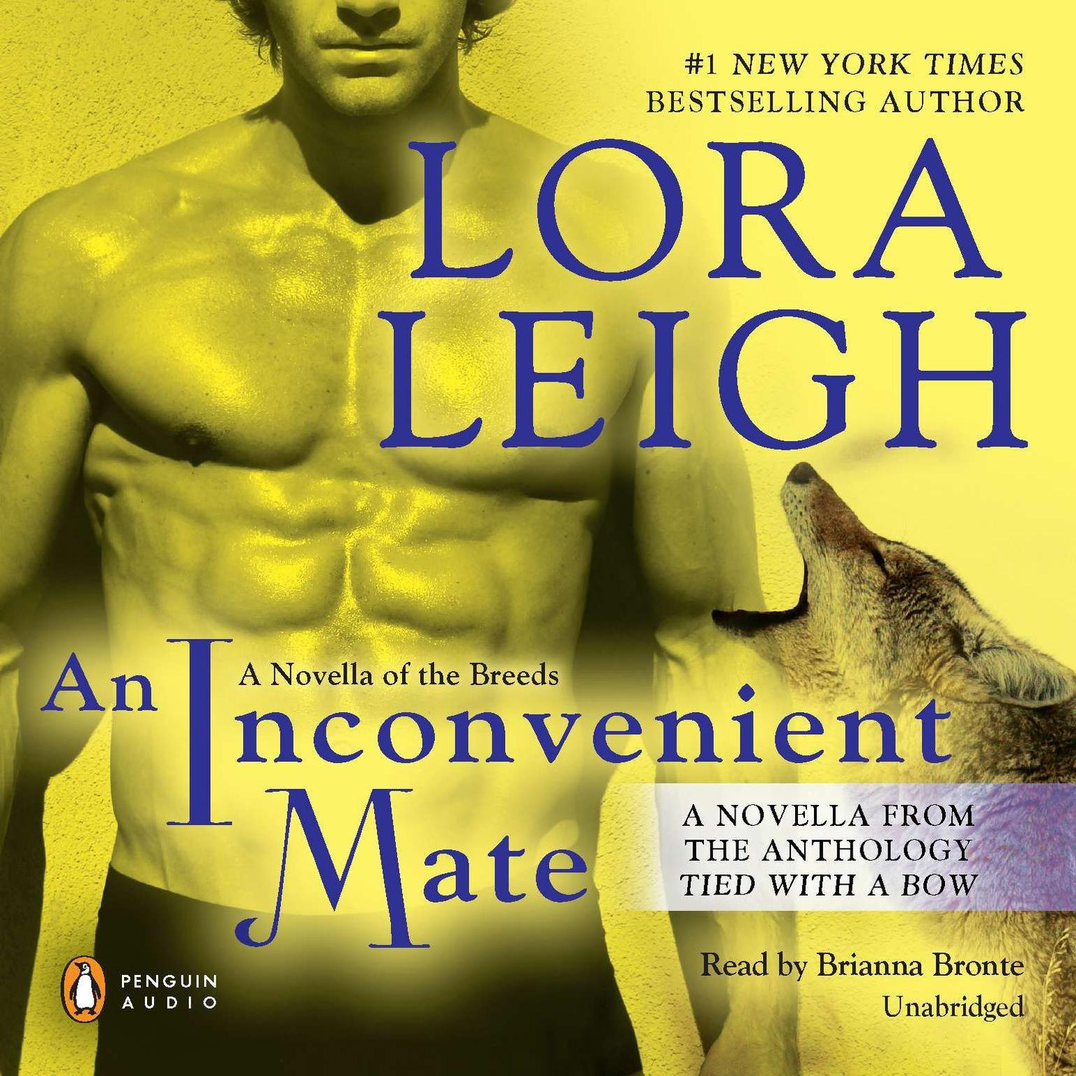 Printable An Inconvenient Mate: Novella from Tied With a Bow Audiobook Cover Art