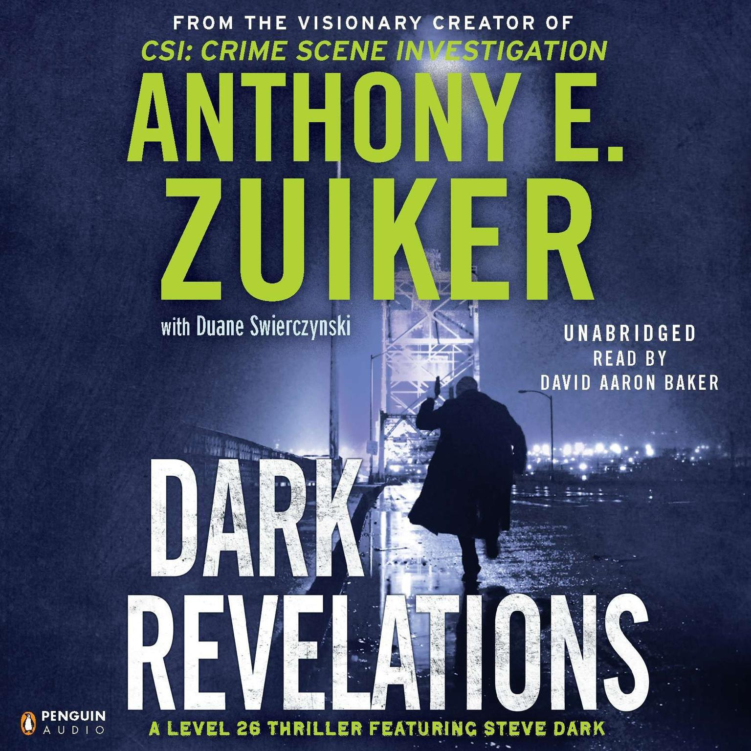 Printable Dark Revelations Audiobook Cover Art