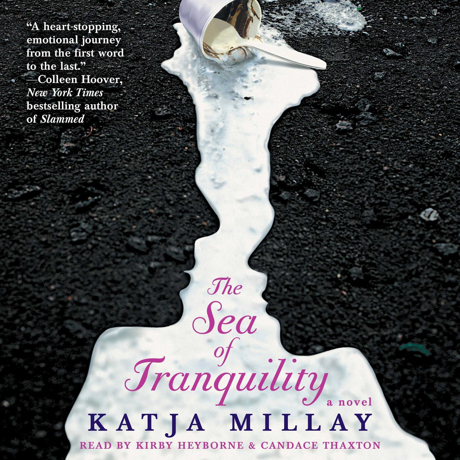 Printable The Sea of Tranquility: A Novel Audiobook Cover Art