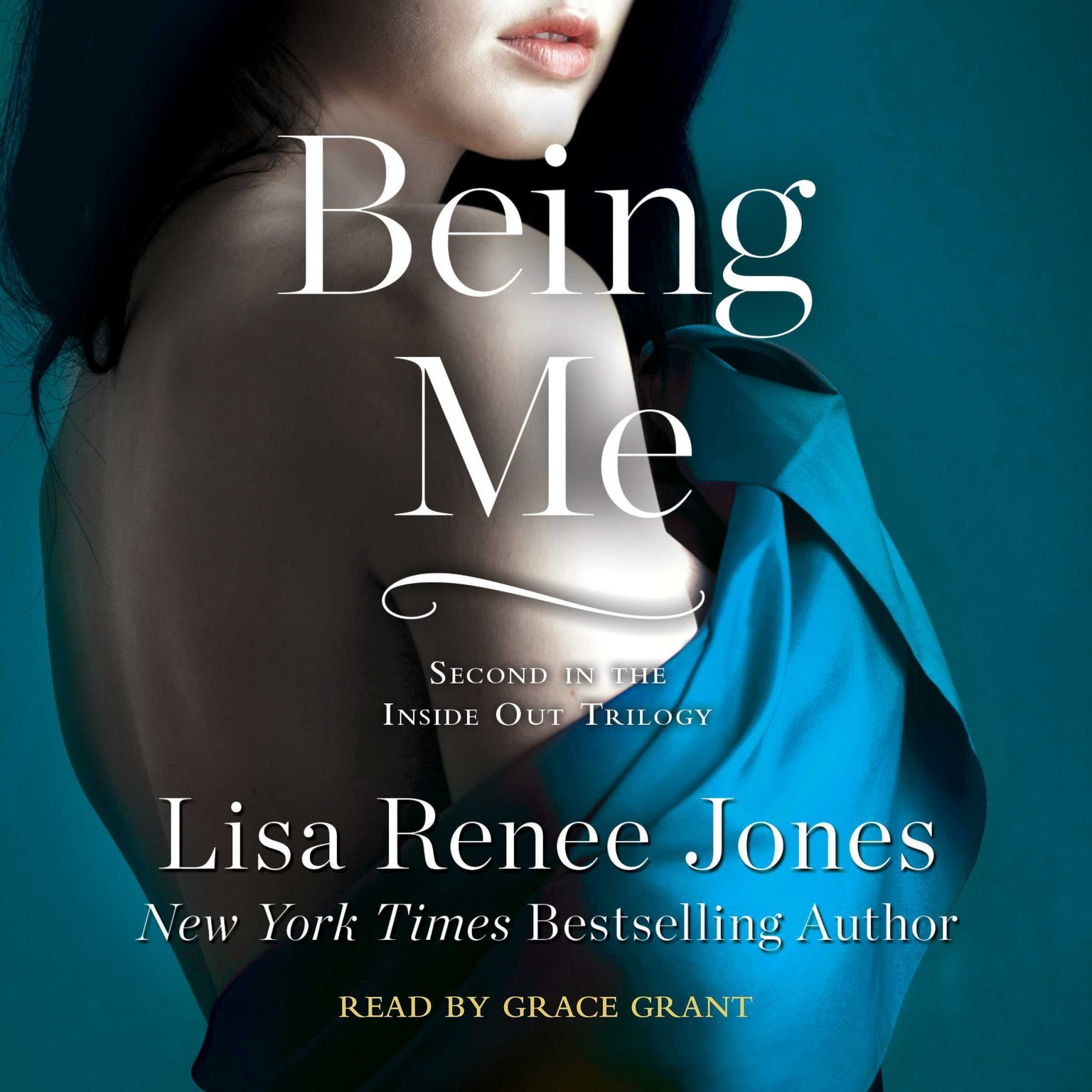Printable Being Me Audiobook Cover Art