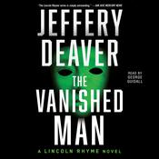 The Vanished Man: A Lincoln Rhyme Novel, by Jeffery Deaver