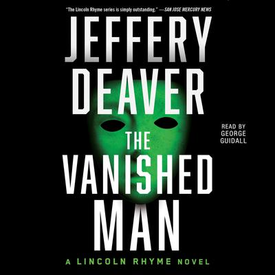 The Vanished Man: A Lincoln Rhyme Novel Audiobook, by Jeffery Deaver