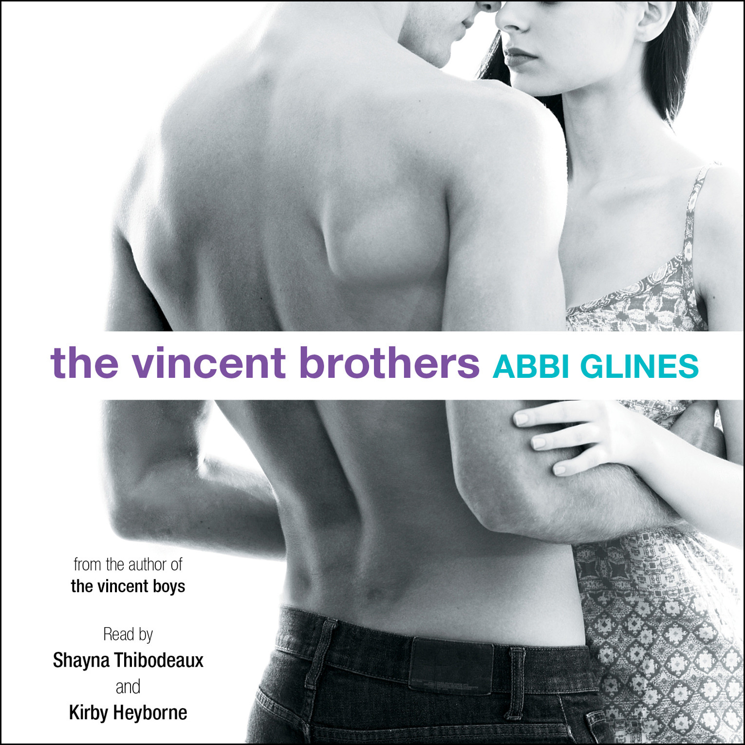 Printable The Vincent Brothers Audiobook Cover Art