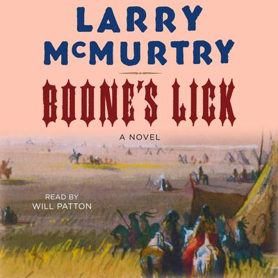 Boones Lick Audiobook, by Larry McMurtry