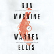 Gun Machine Audiobook, by Warren Ellis