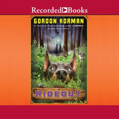 Hideout Audiobook, by Gordon Korman