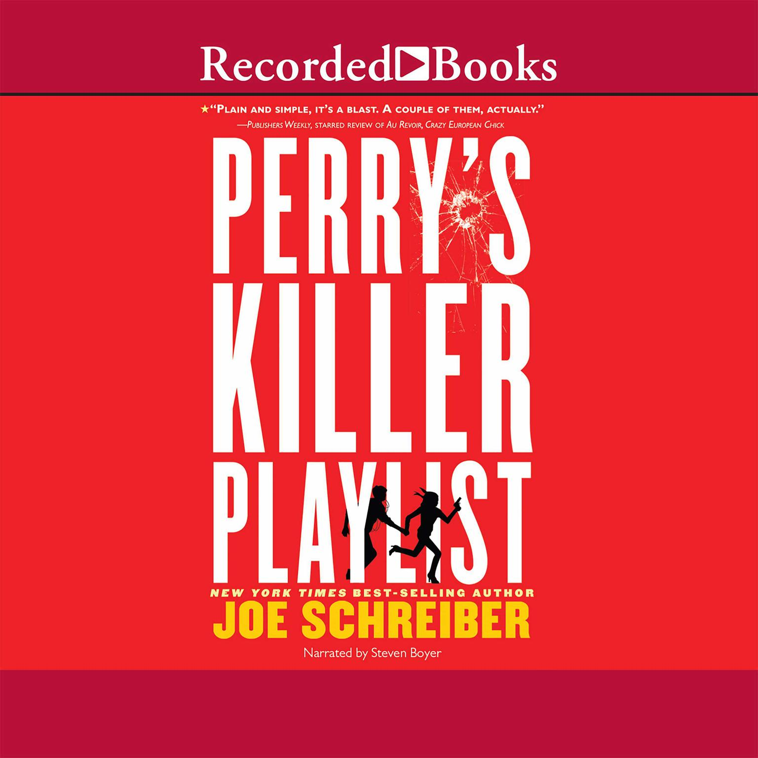 Printable Perry's Killer Playlist Audiobook Cover Art