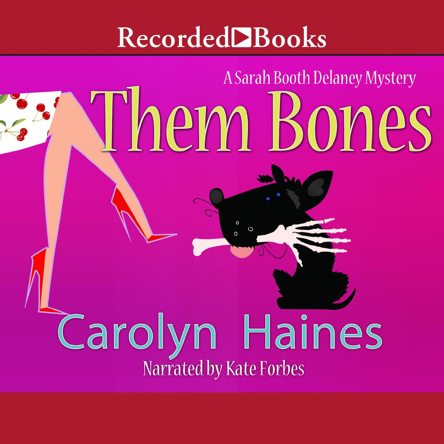 Printable Them Bones Audiobook Cover Art