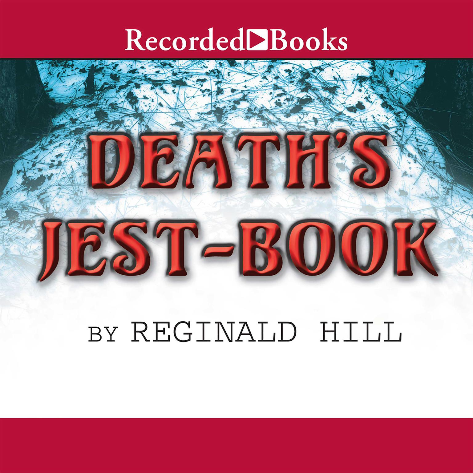 Printable Death's Jest-Book Audiobook Cover Art