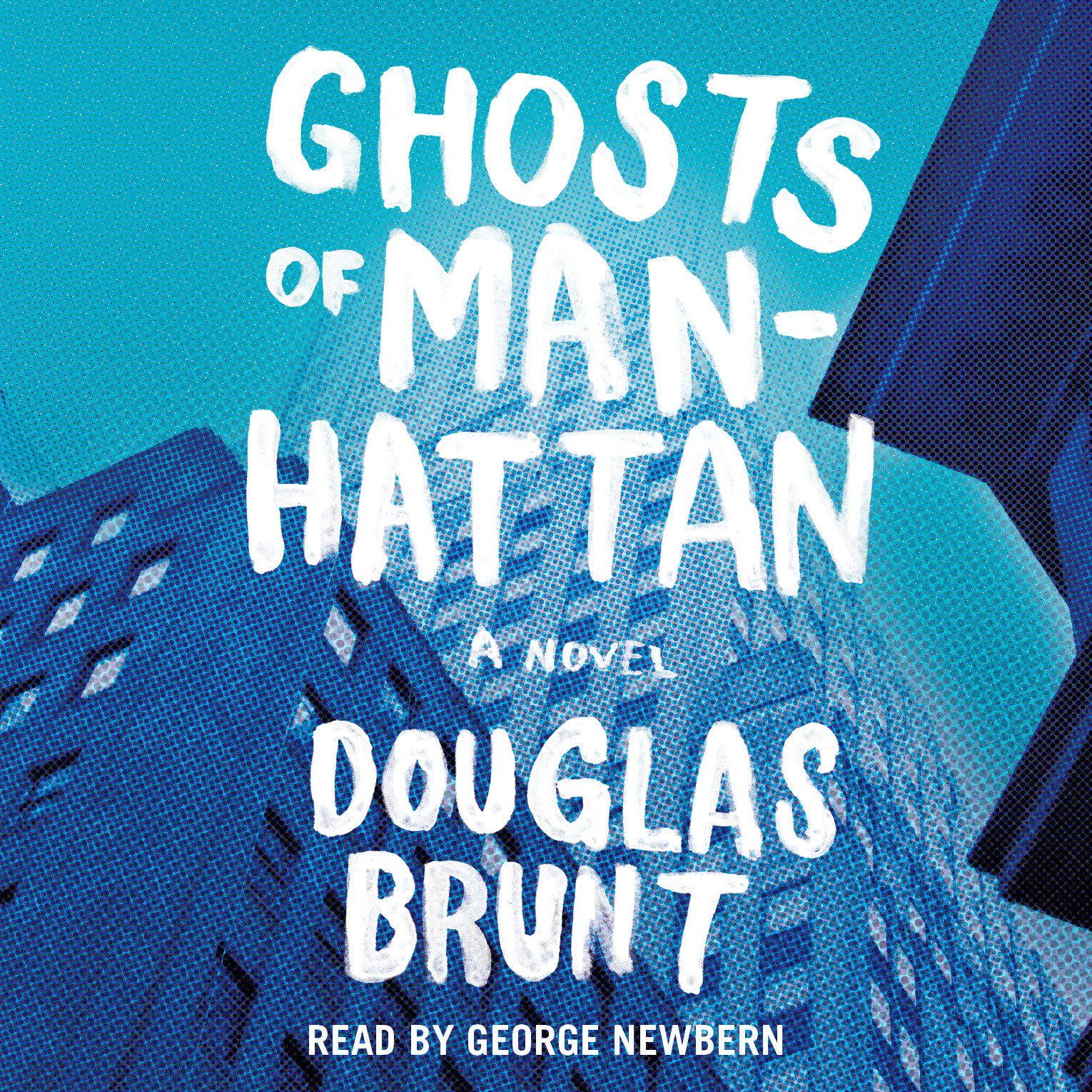 Printable Ghosts of Manhattan: A Novel Audiobook Cover Art