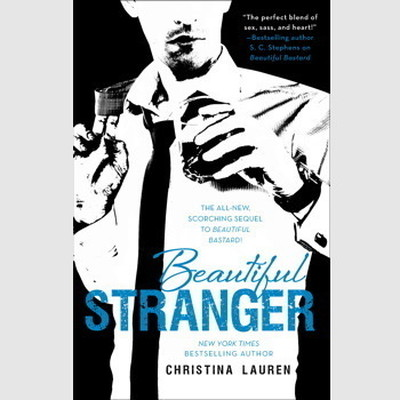 Printable Beautiful Stranger Audiobook Cover Art