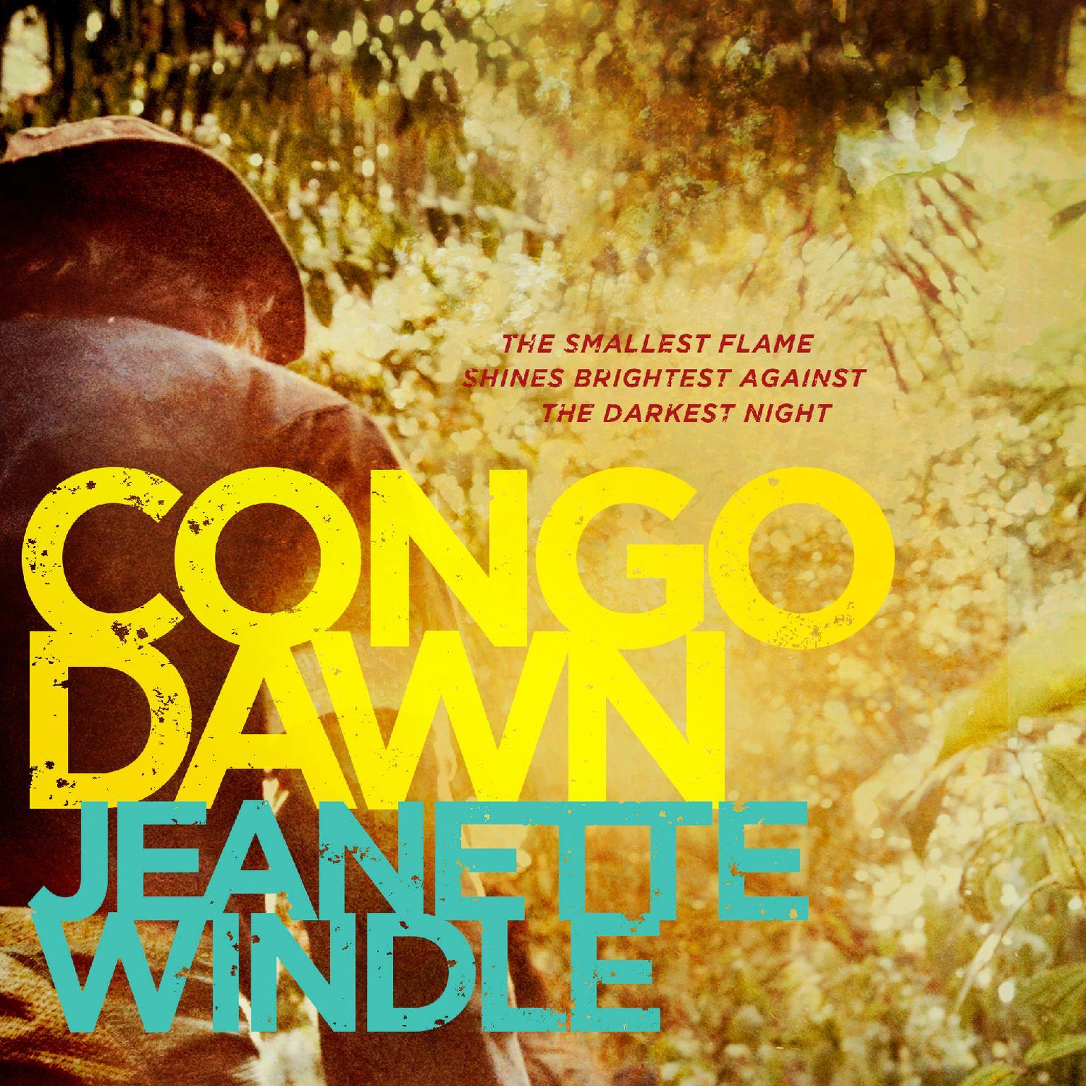 Printable Congo Dawn Audiobook Cover Art
