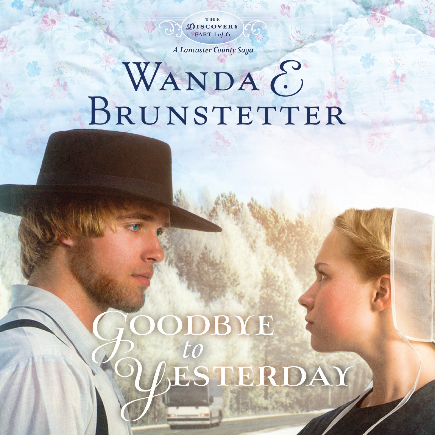 Printable Goodbye to Yesterday Audiobook Cover Art