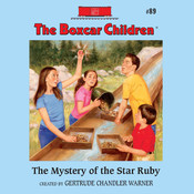 The Mystery of the Star Ruby Audiobook, by Gertrude Chandler Warner