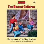 The Mystery of the Singing Ghost Audiobook, by Gertrude Chandler Warner