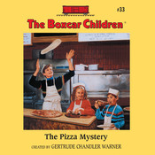 The Pizza Mystery, by Gertrude Chandler Warner