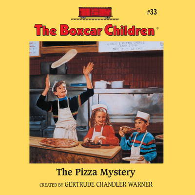 The Pizza Mystery Audiobook, by Gertrude Chandler Warner