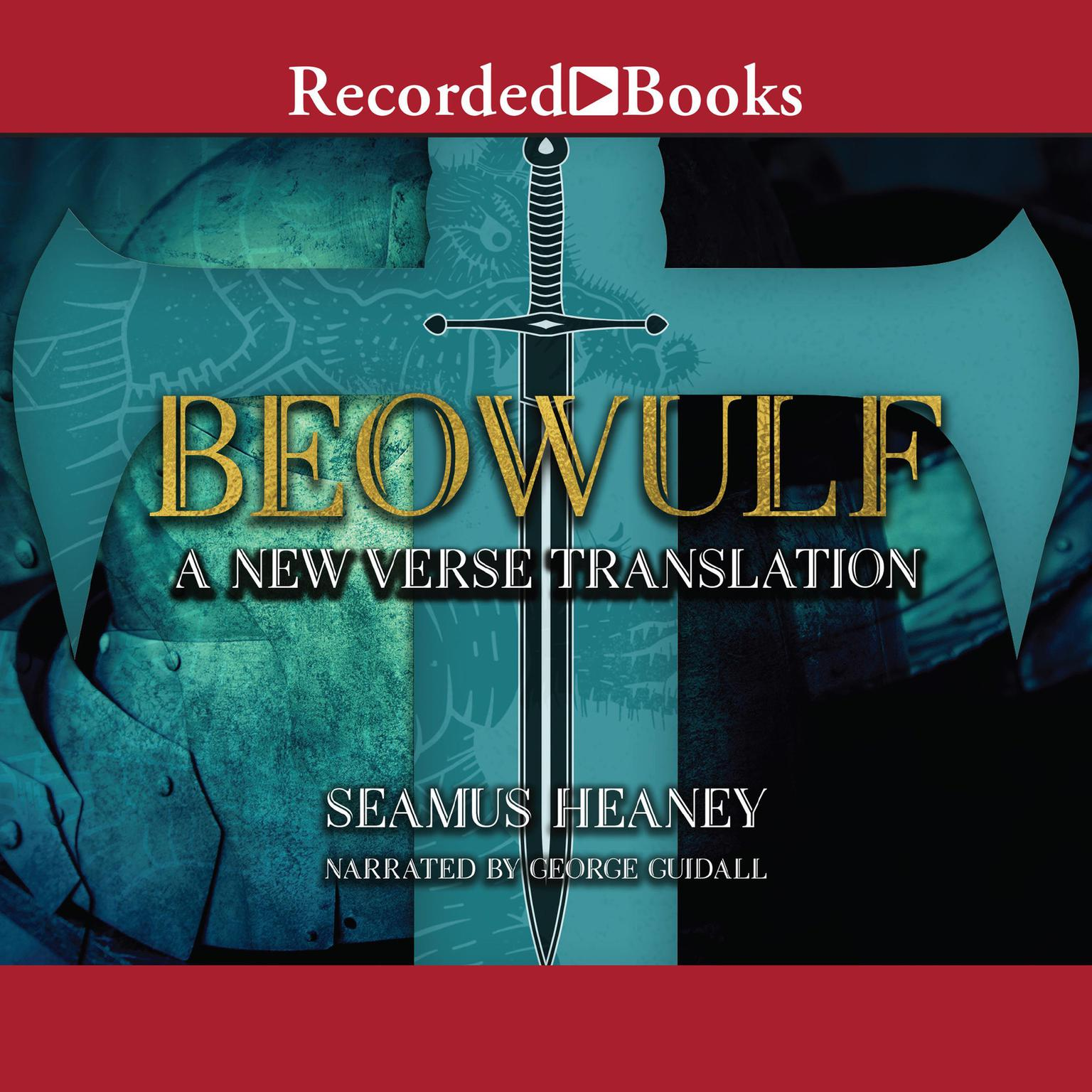 Printable Beowulf: Translated by Seamus Heaney Audiobook Cover Art
